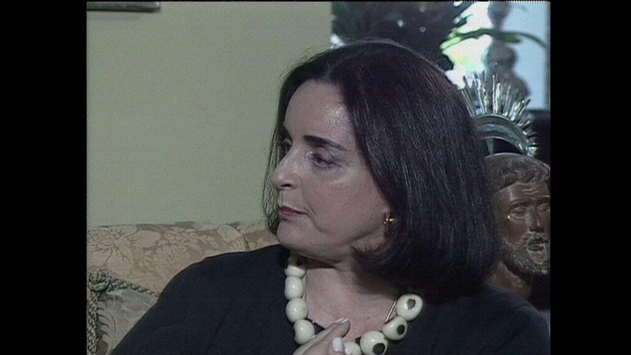 Morre, aos 76 anos, a ex-embaixatriz Lúcia Flecha de Lima