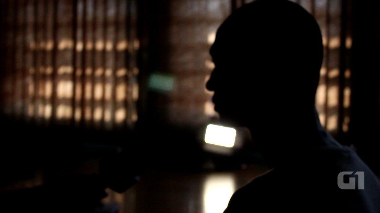 Confira a entrevista com o preso de Guiné-Bissau
