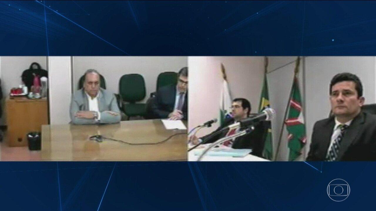 Governador do Rio é ouvido como testemunha de defesa de Cabral