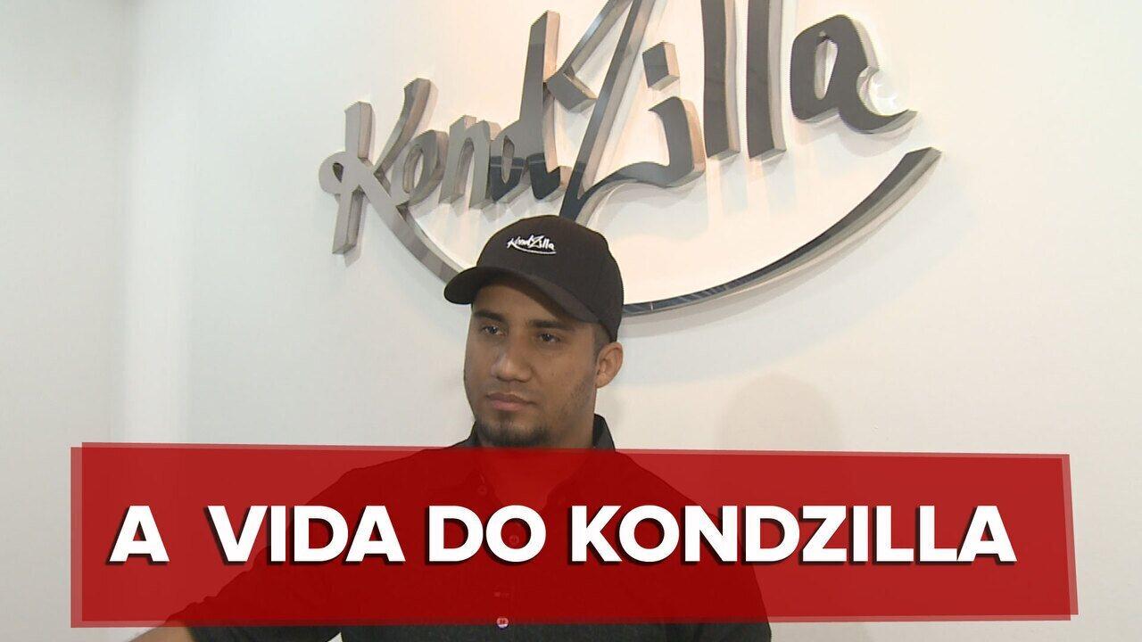 Conheça a trajetória de Kondzilla