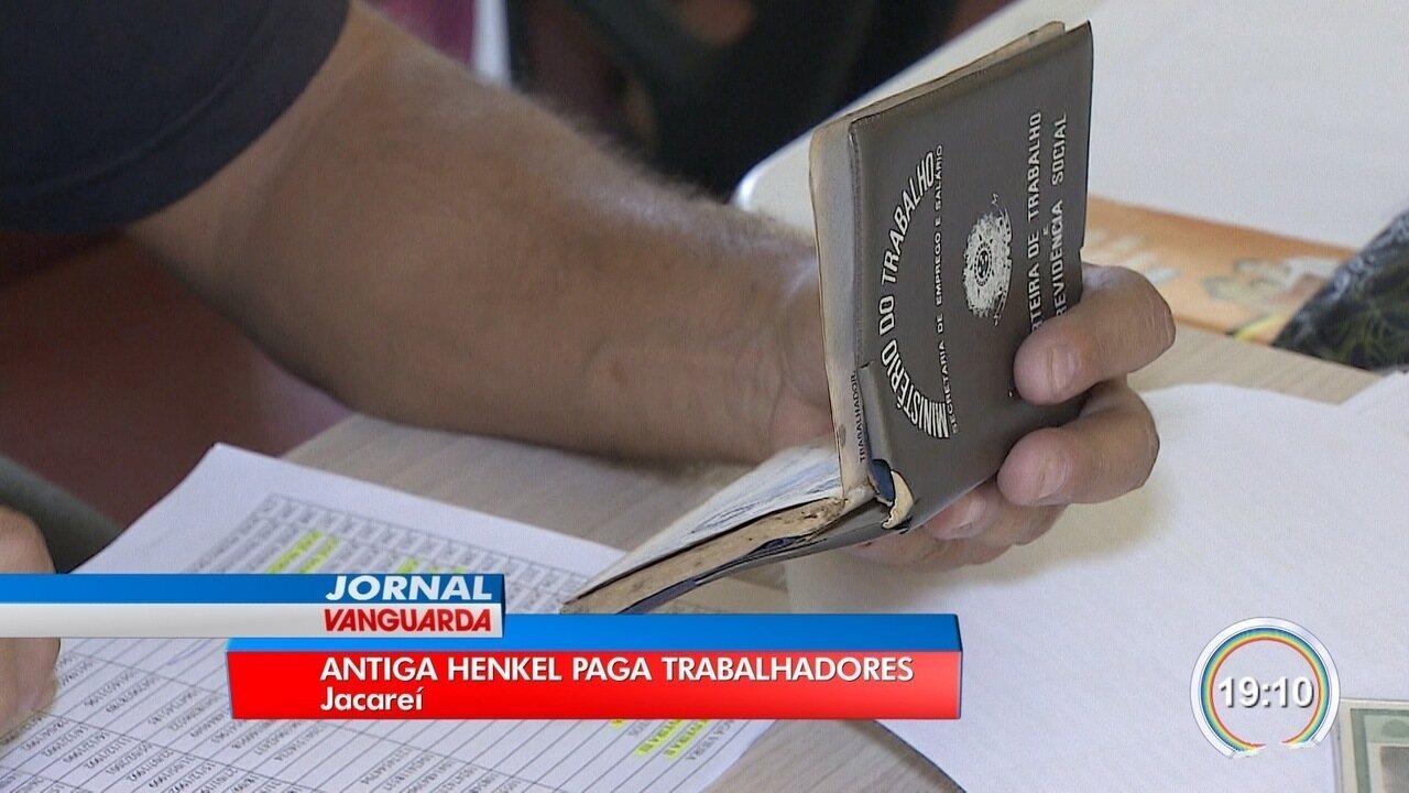 Cerca de 500 ex-trabalhadores da Henkel de Jacareí recebem indenizações