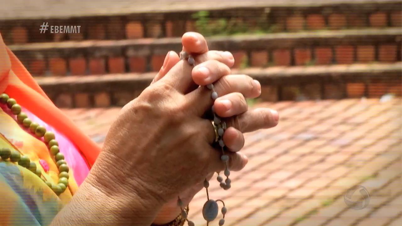 É Bem Mato Grosso especial Cuiabá 298 anos - Religiosidade com o Grupo Cena Onze