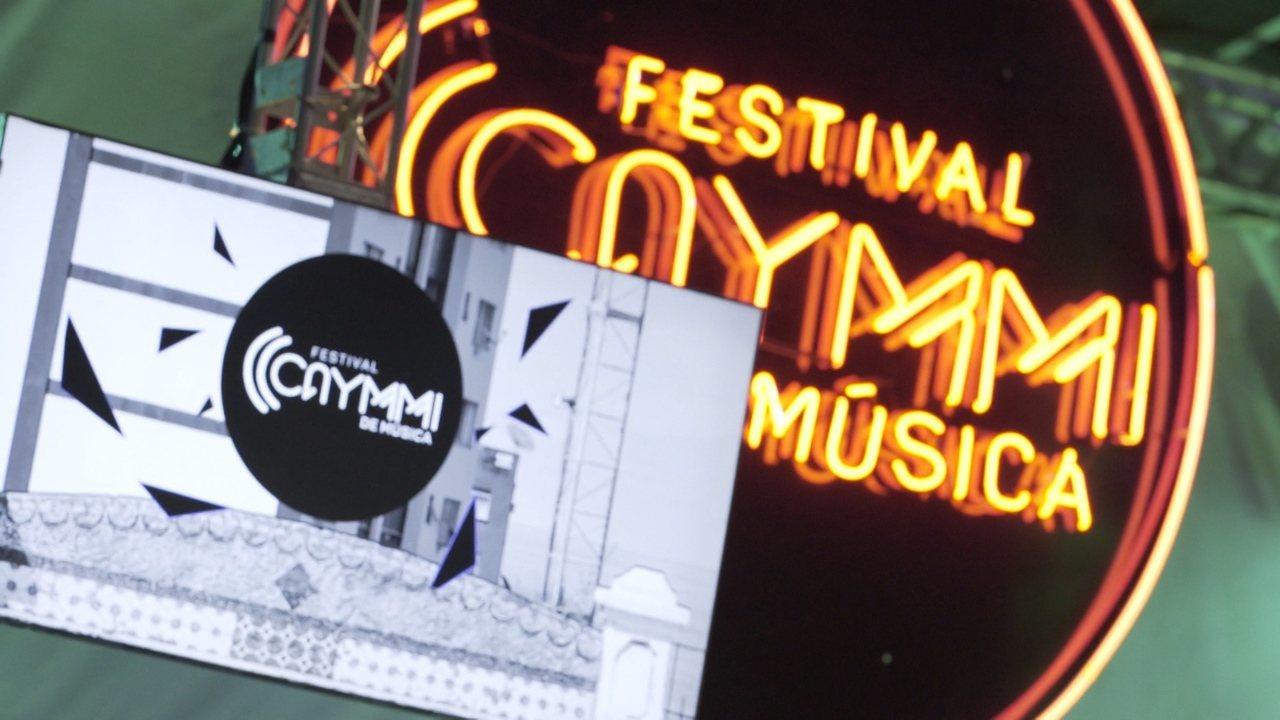 Timbó confere a 2ª edição do Festival Caymmi de Música