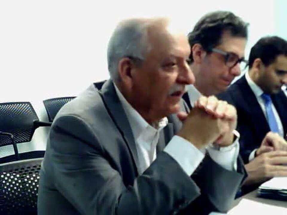 Trecho de depoimento do ex-executivo da Odebrecht João Pacífico, dentro do acordo de delação premiada