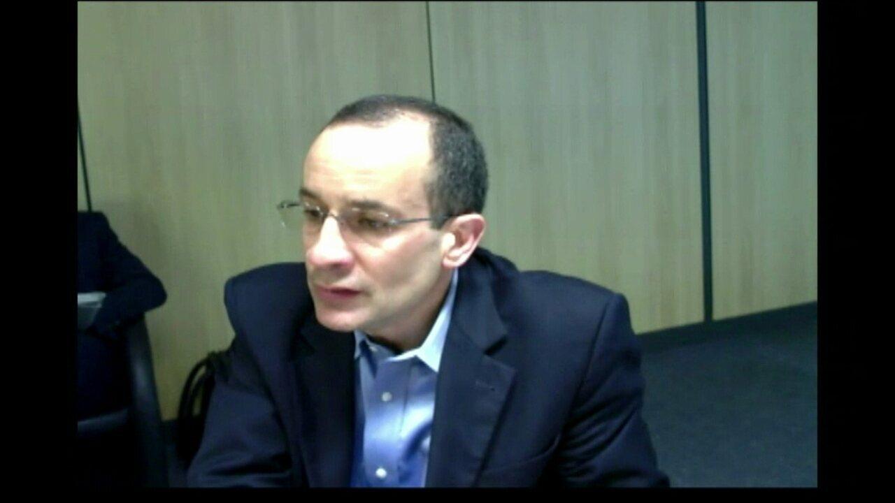 Marcelo Odebrecht cita ex-ministro Guido Mantega em delação premiada