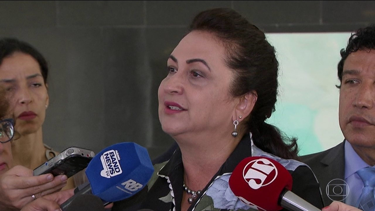 Senadora Kátia Abreu foi citada por delatores por receber caixa 2