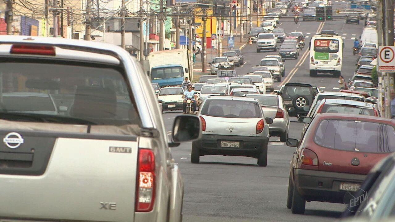 Ribeirão Preto estuda implantar Área Azul para a Avenida Dom Pedro I
