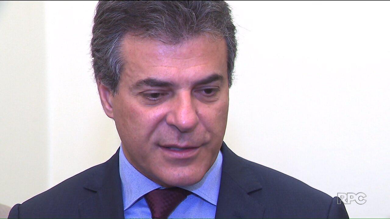 Nome de Beto Richa (PSDB) é citado em delação de ex-executivo da Odebrecht
