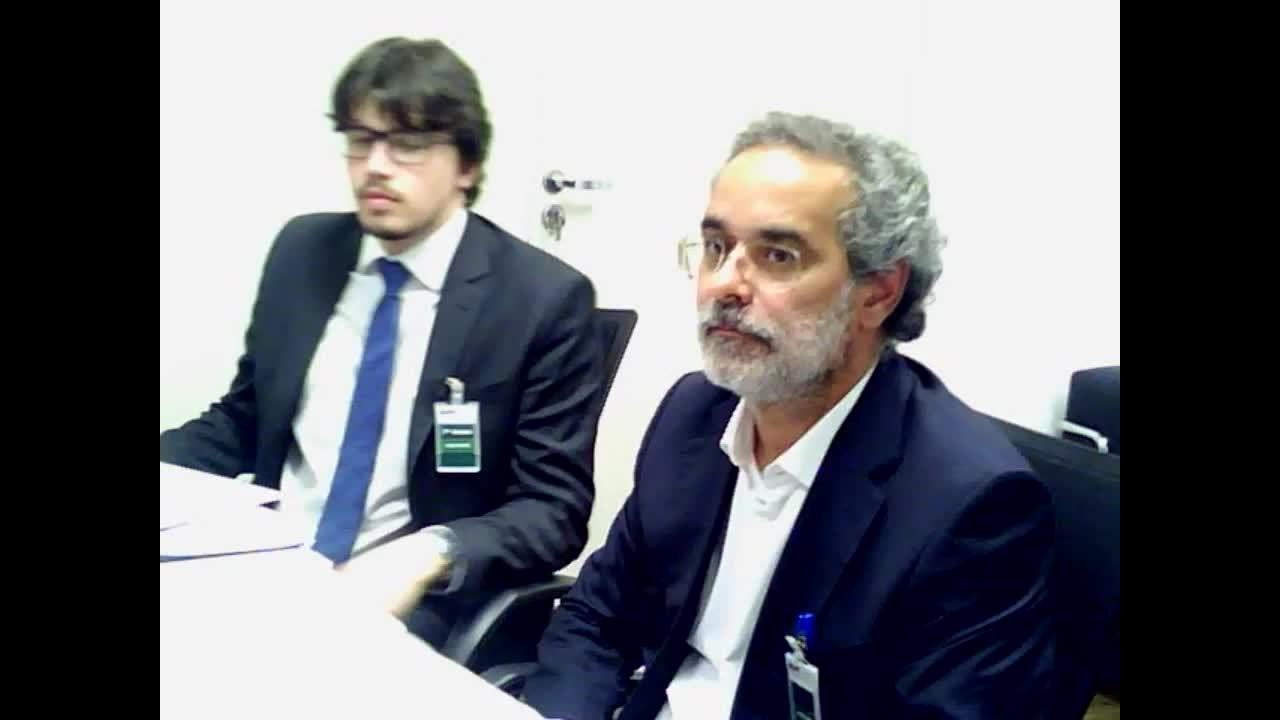 Depoimento de Marcos Vidigal do Amaral em que cita as obras do Maracanã e Jonas Lopes