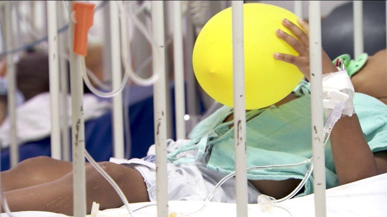 Pacientes lotam hospitais com vírus resistente que ataca vias respiratórias
