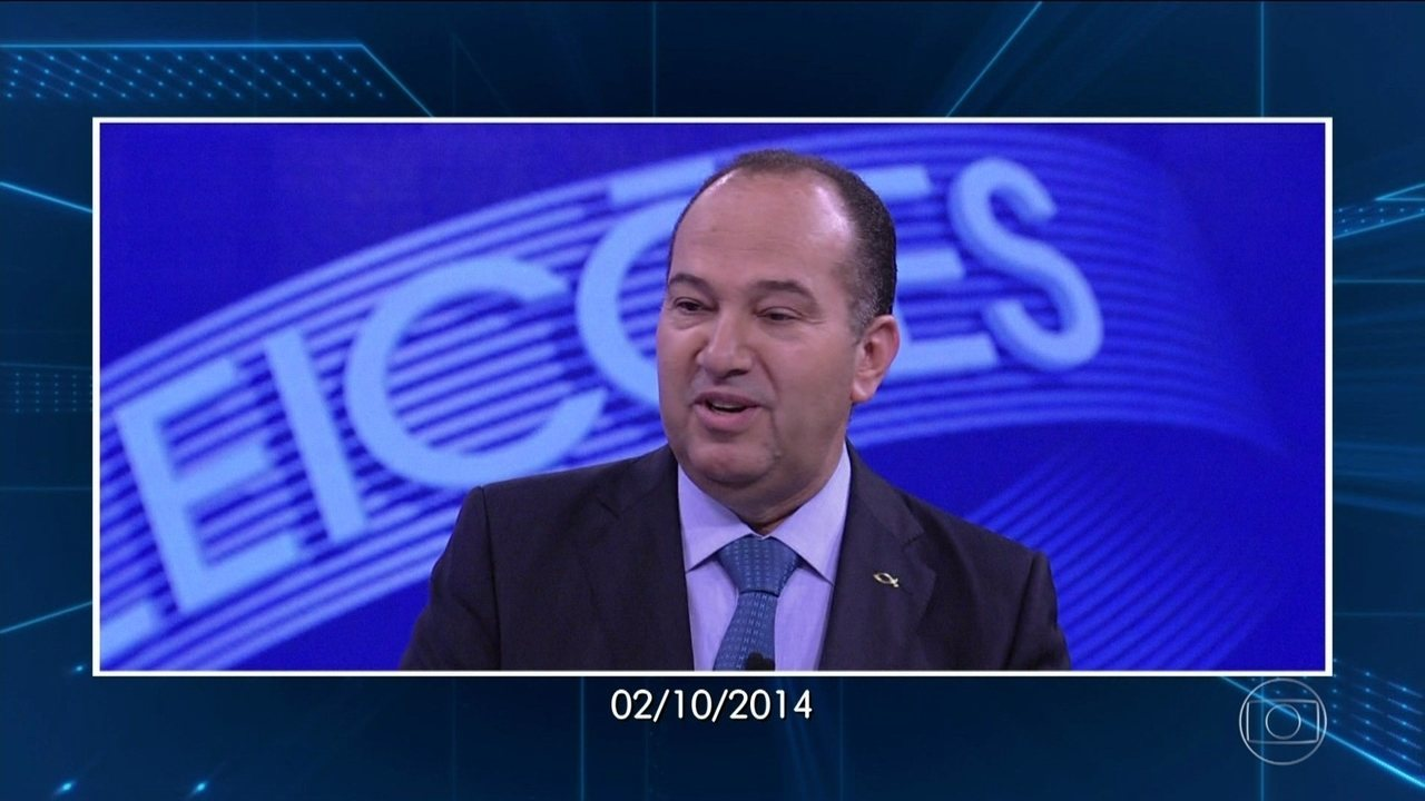 Odebrecht pediu a Pastor Everaldo para ajudar Aécio em debate de 2014