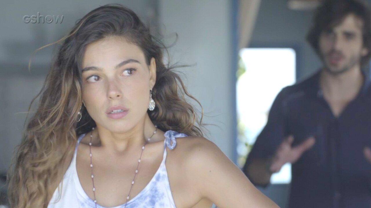 Resumo de 'A Força do Querer': Ritinha vai com Ruy para o Rio de Janeiro