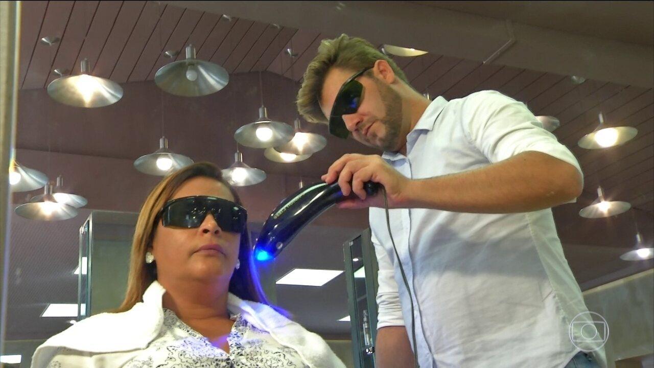 Proteção dos olhos é preocupação em clínicas de estética
