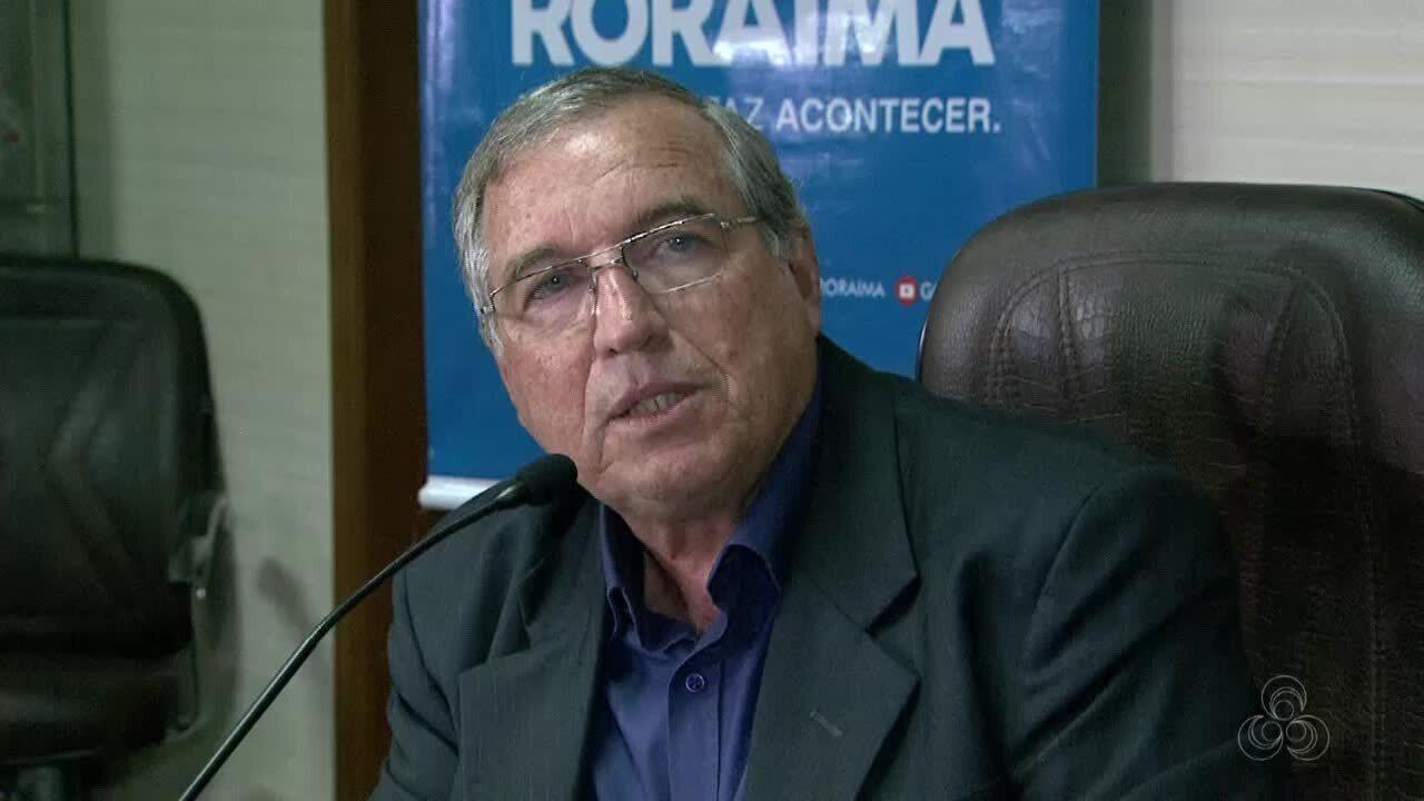 Vice assume governo de Roraima e exonera secretário do Índio