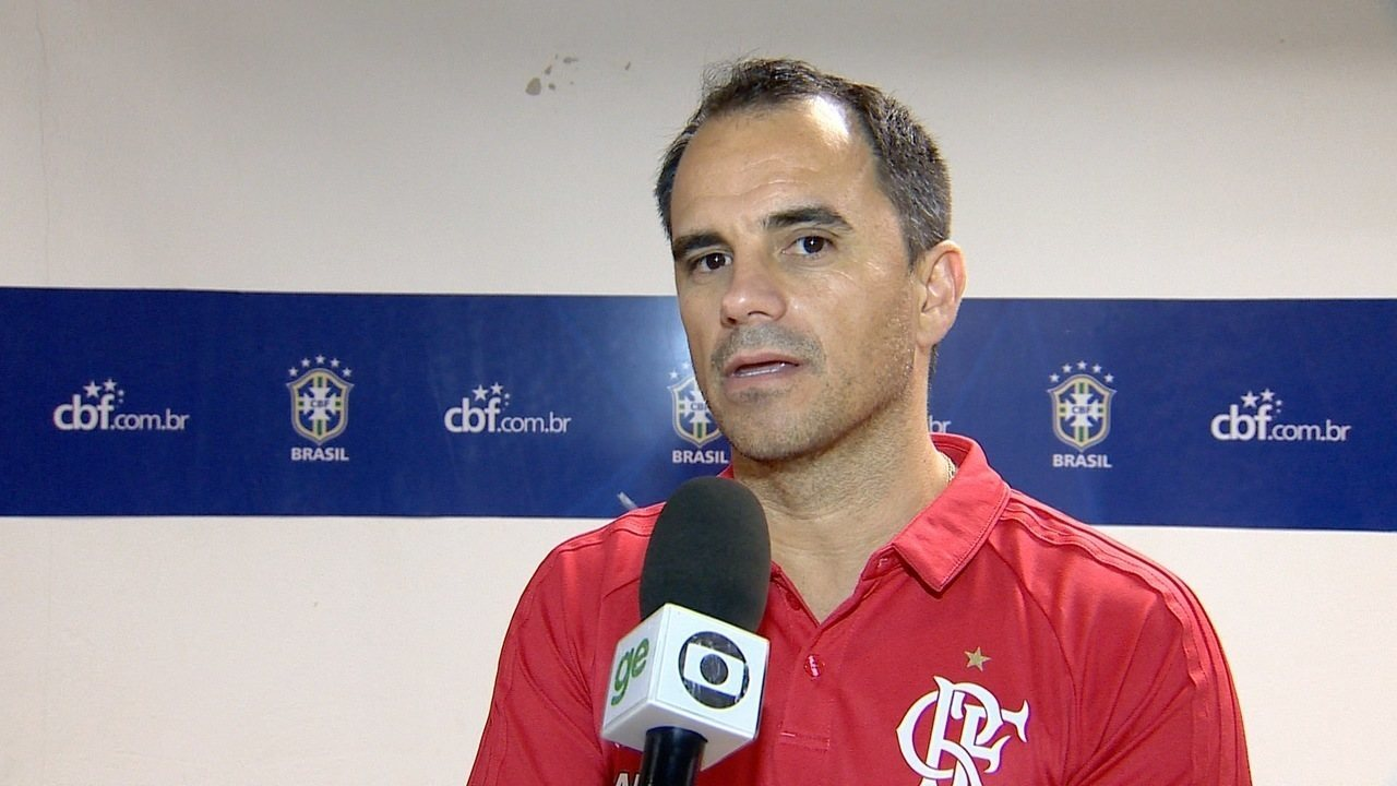 Diretor-executivo do Flamengo, Rodrigo Caetano dá dicas de gestão para os times capixabas