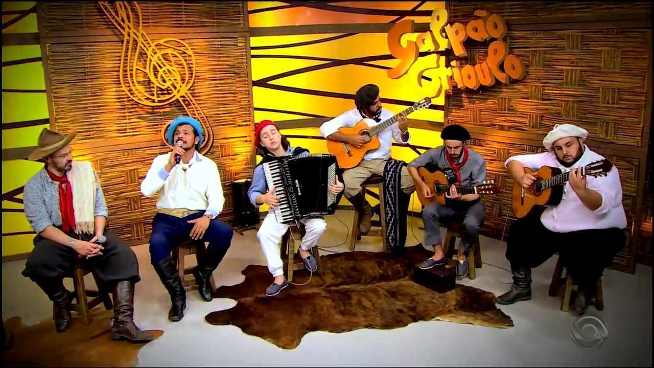 Confira as atrações do 'Galpão Crioulo' deste domingo (23)