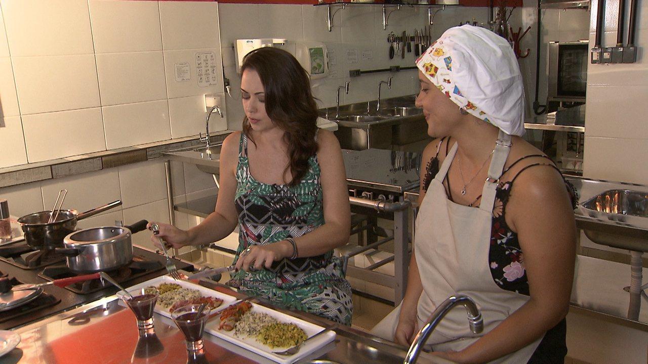 Na segunda parte da matéria, Thalita Cáceres finaliza as receitas