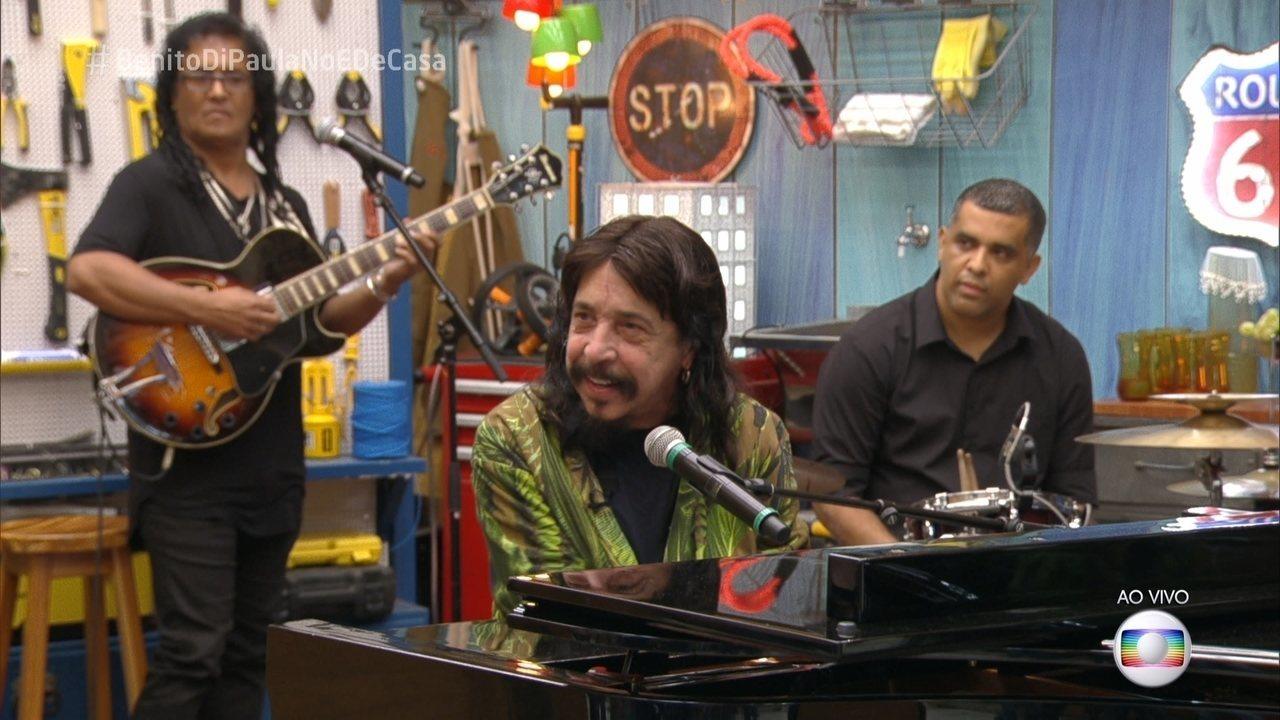 Benito Di Paula canta 'Charlie Brown'