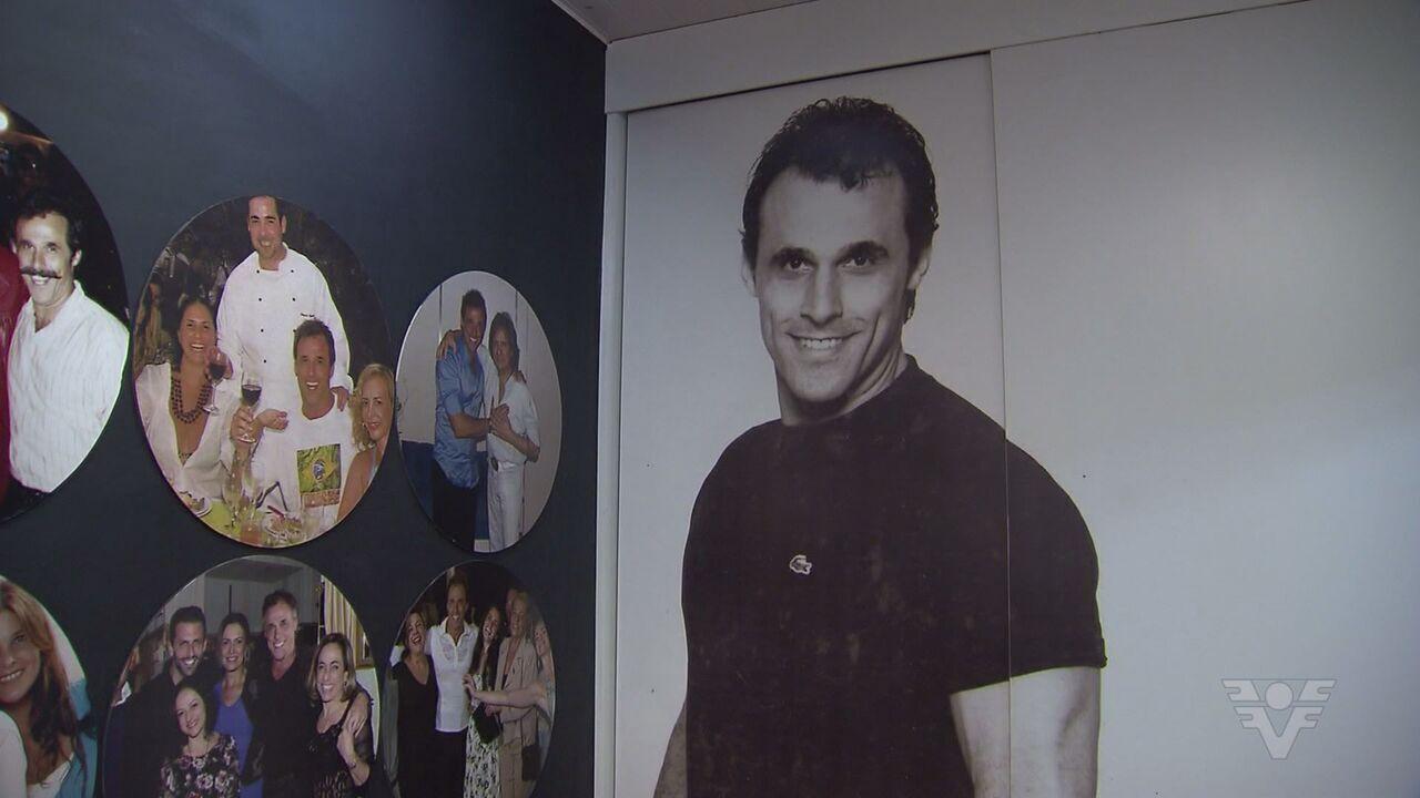 Casarão se transforma em espaço para homenagem a Oscar Magrini