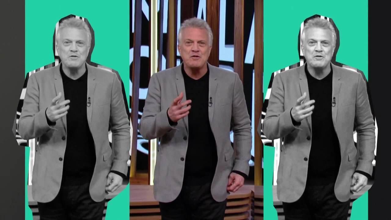 Pedro Bial volta à televisão com talk show 'Conversa com Bial'