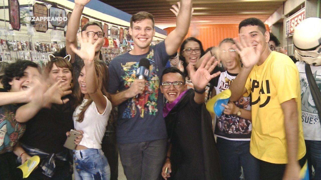 Combo Z: Confira o que rolou em uma feira geek em Manaus