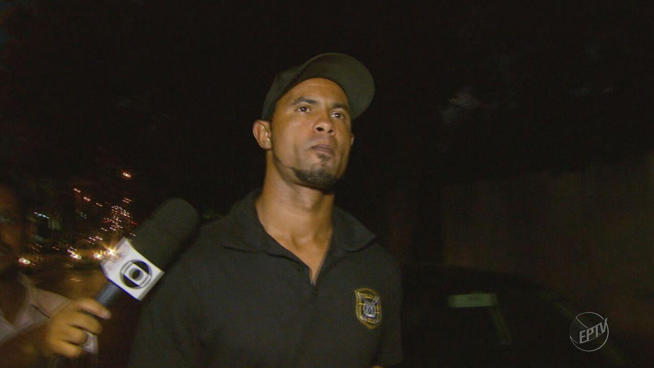 STF revoga liminar de soltura e goleiro Bruno se apresenta à polícia em Varginha (MG)