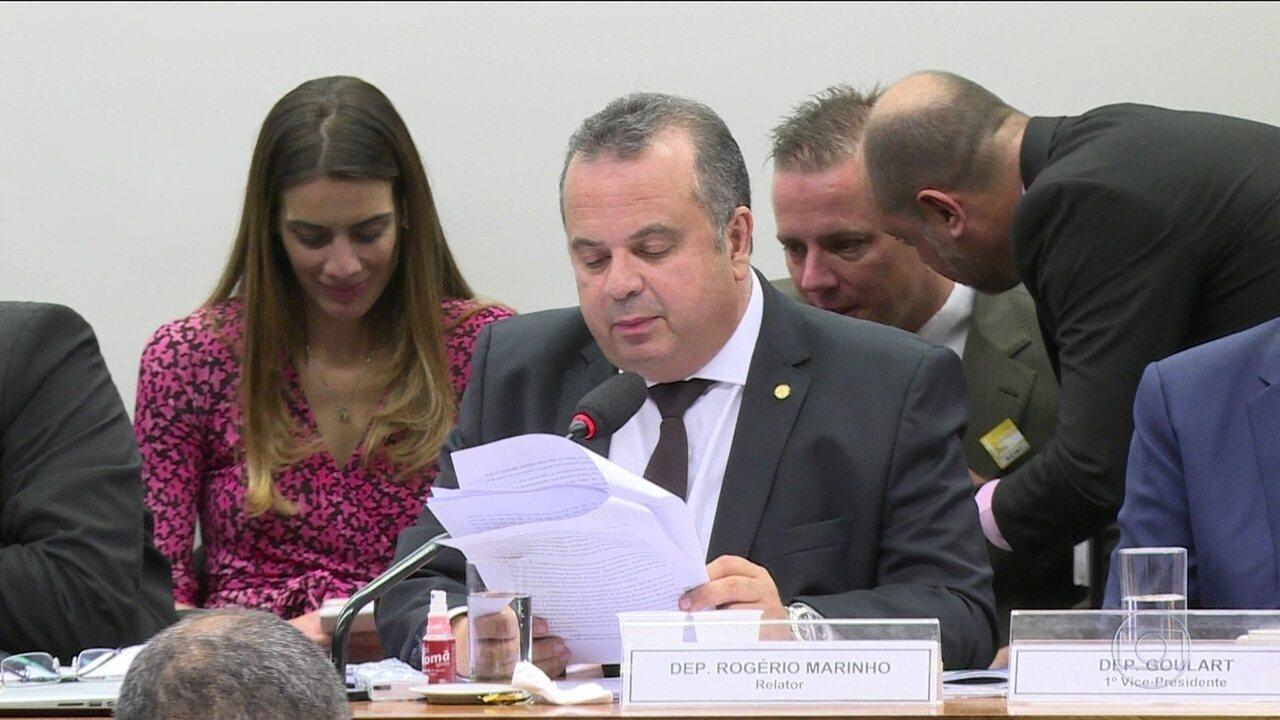 Comissão especial da Câmara aprova Reforma Trabalhista