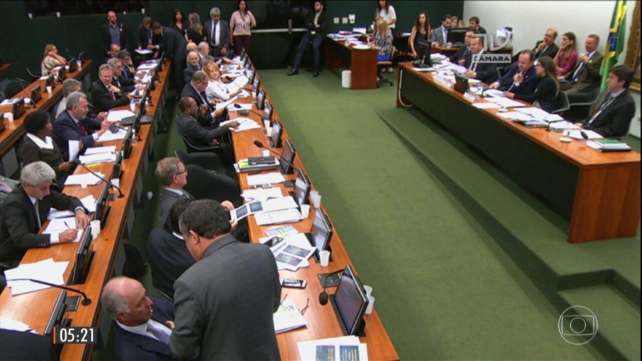 Comissão especial da Câmara aprova o projeto de Reforma Trabalhista