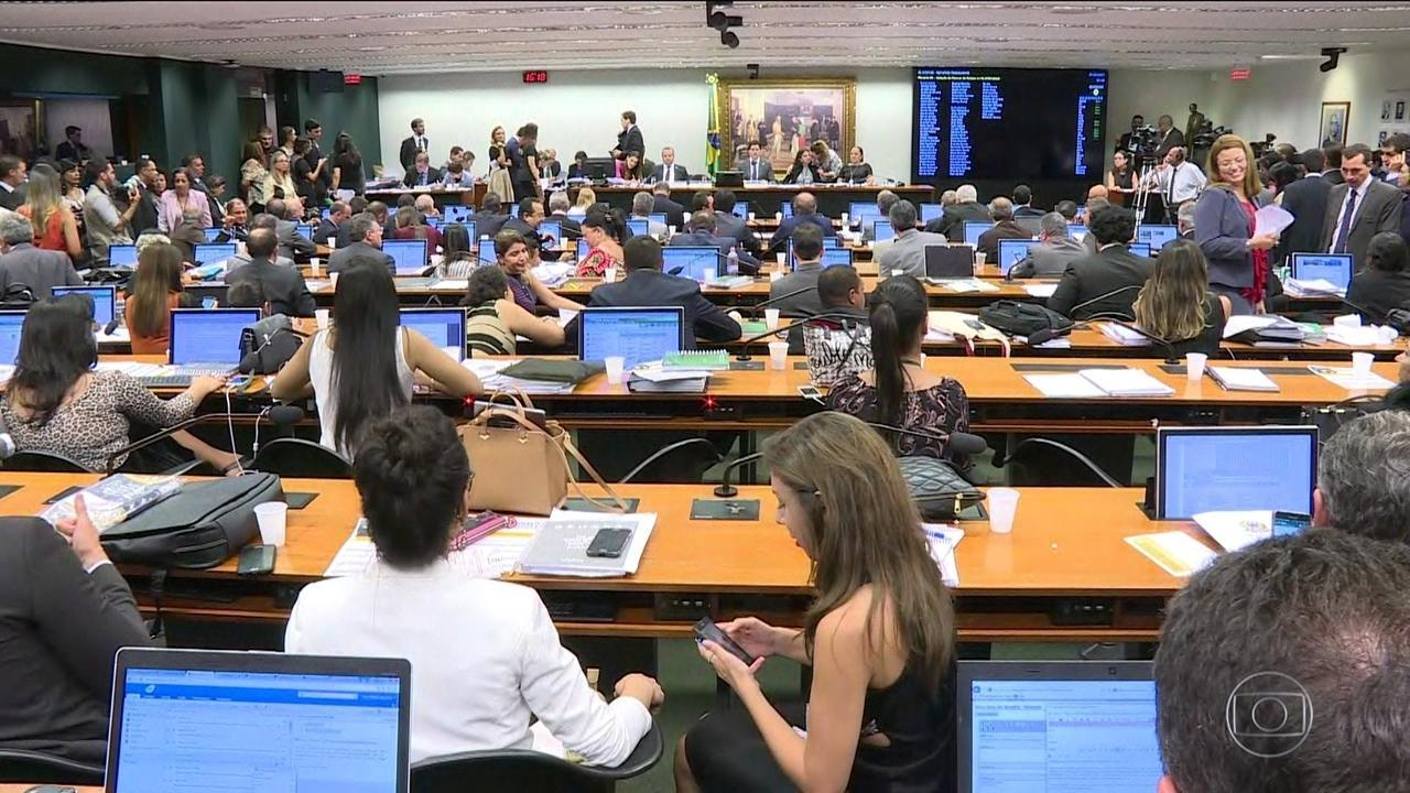 Reforma Trabalhista vai a votação no plenário da Câmara