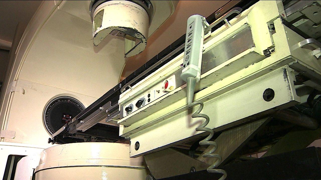 SUS em Sergipe dispõe de apenas duas máquinas de radioterapia