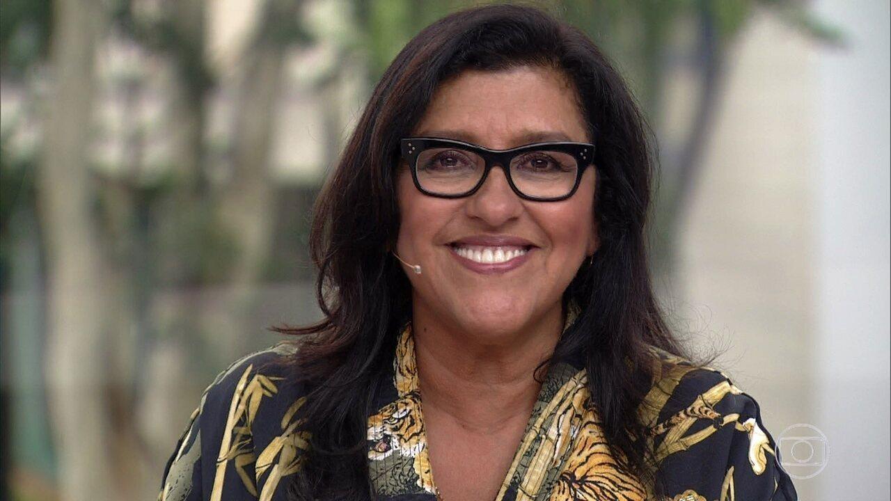 Regina Casé revisita carreira no 'Meu Vídeo é um Show'