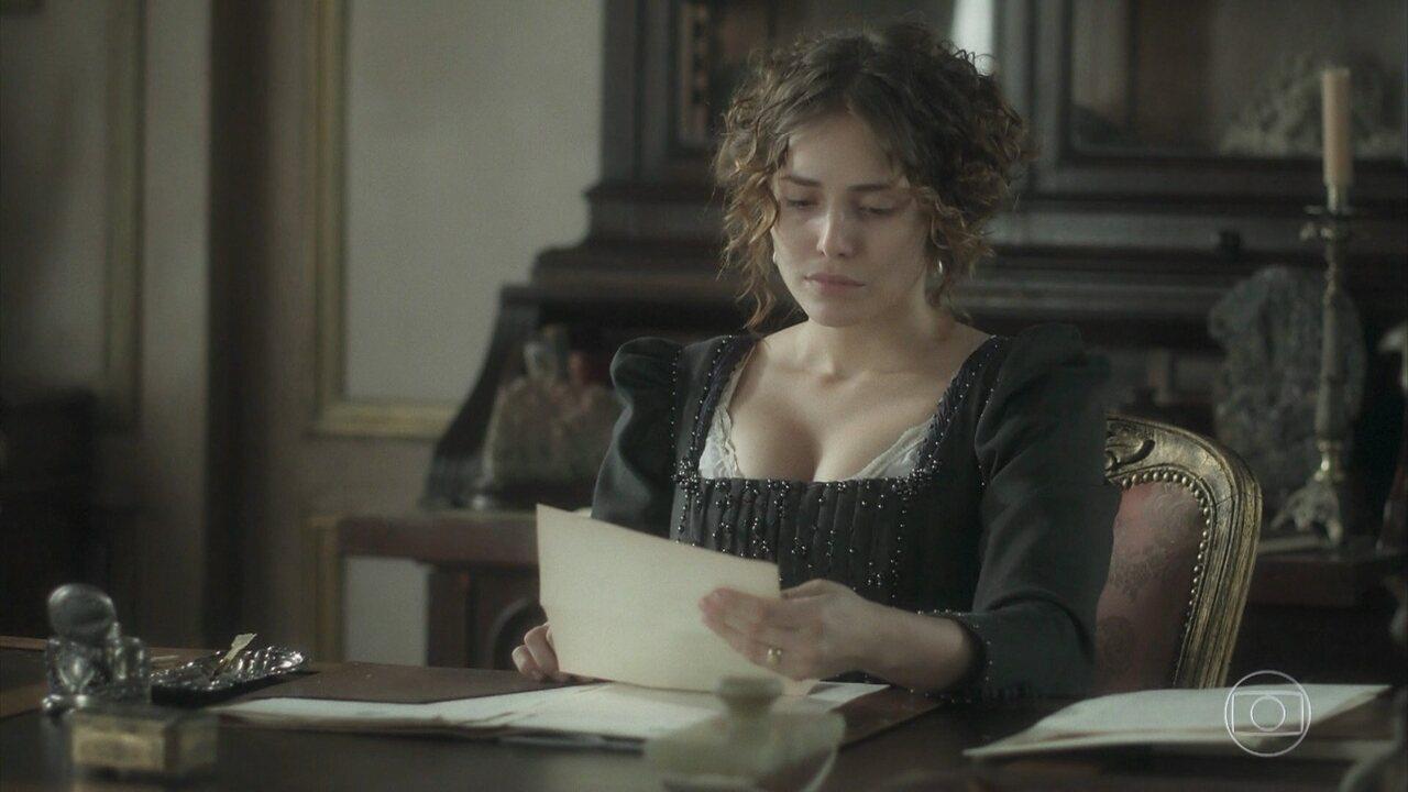 O ator conta que Patrício passou recentemente pela síndrome do 'pequeno poder', em que teve que fazer uma lista de demissões no palácio