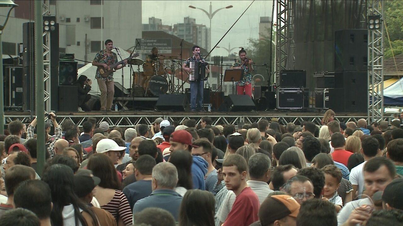 Joinville tem evento especial no Dia do Trabalho
