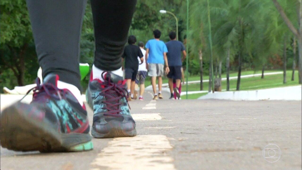 Palmas é a capital com menor número de obesos no Brasil