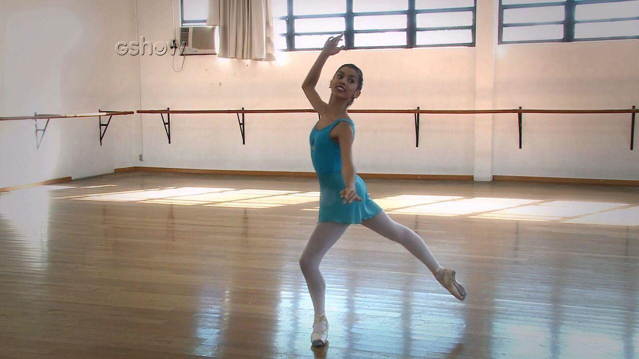 Jovens sergipanos sonham se tornar bailarinos profissionais
