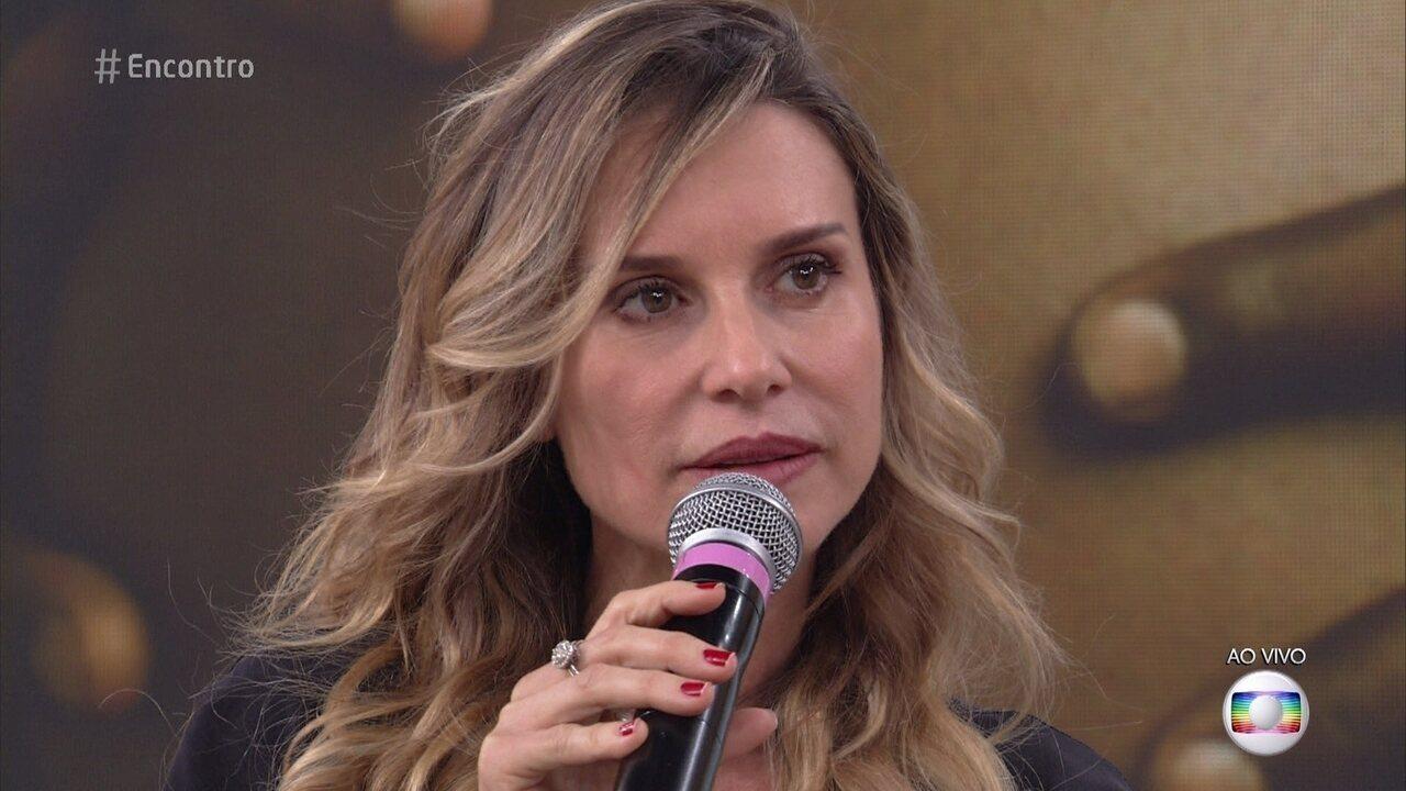 Paula Burlamaqui diz estar pronta para ser mãe