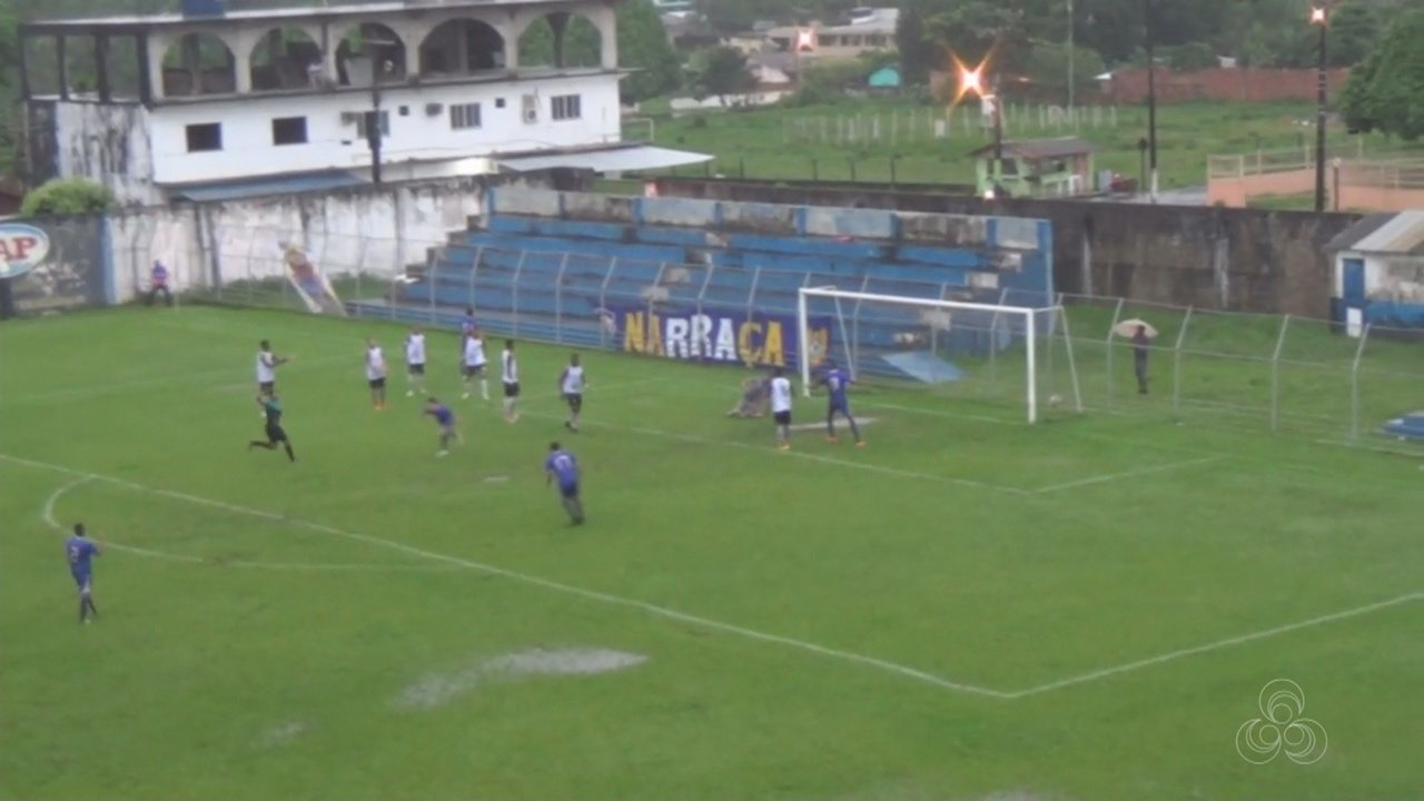 Em Itacoatiara, Penarol-AM bate Nacional por 2 a 1 e deixa a zona de rebaixamento