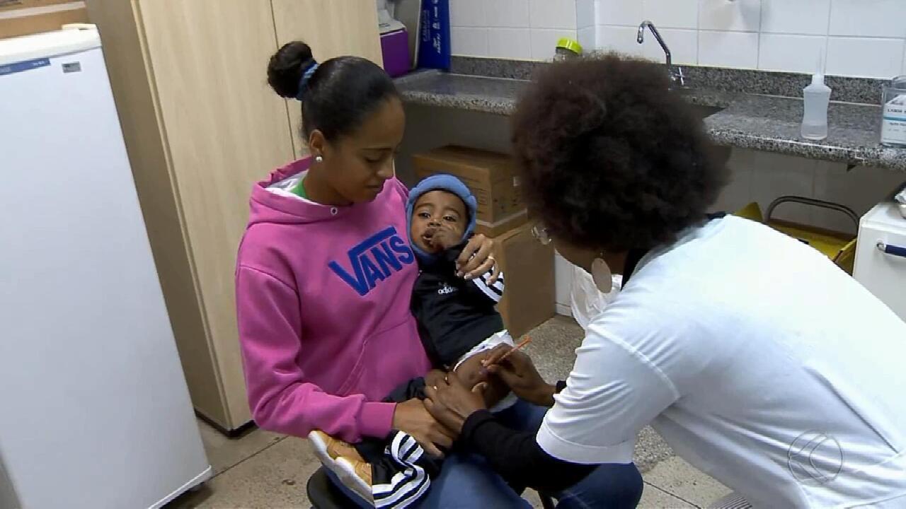 Procura por vacina contra a gripe é baixa em Juiz de Fora, segundo Secretaria de Saúde
