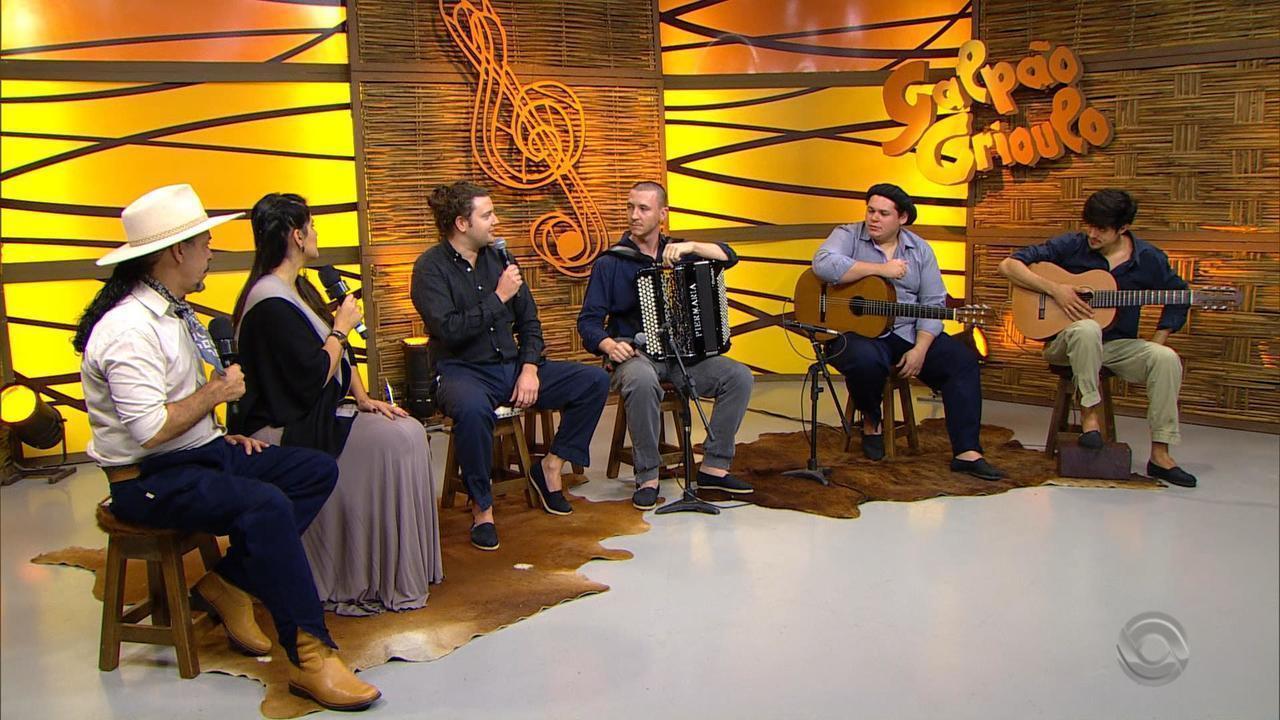 Nino Zannoni, Jonatan Dalmonte, Yuri Menezes e Neuro Júnior são atrações (bloco 2)