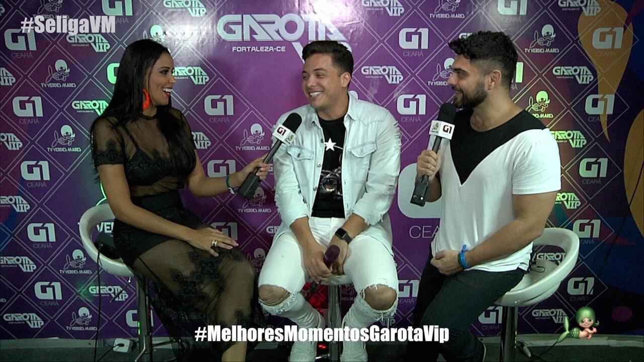 Melhores momentos do show Garota Vip Fortaleza 2017