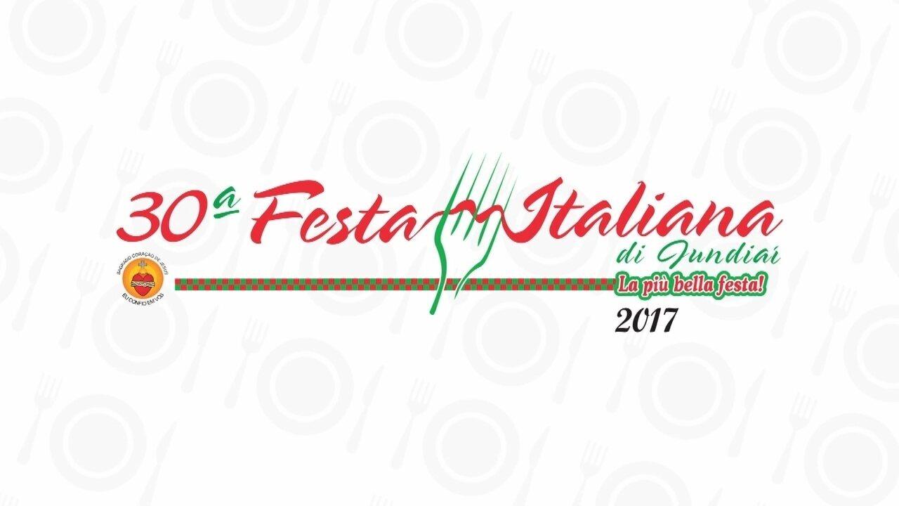 TV TEM convida para a 30ª Festa Italiana Di Jundiaí