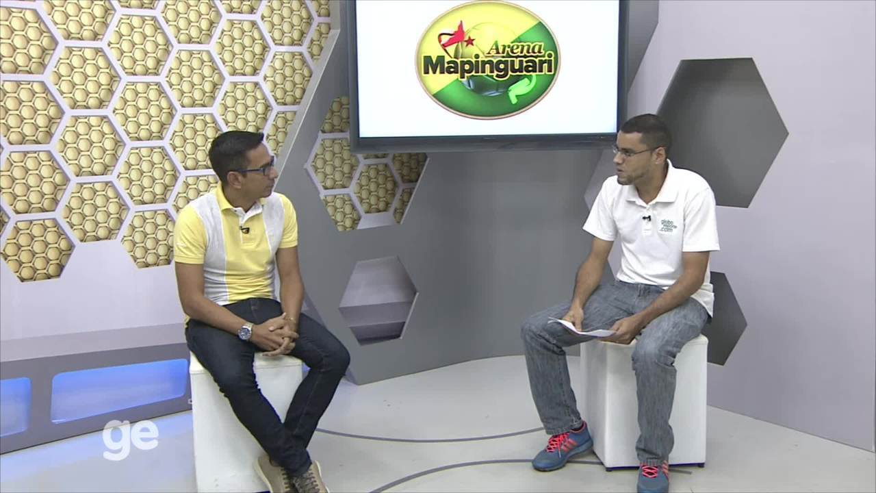 Assista o Arena Mapinguari #14, com o ex-jogador de futsal e campo Marquinhos Bombeiro