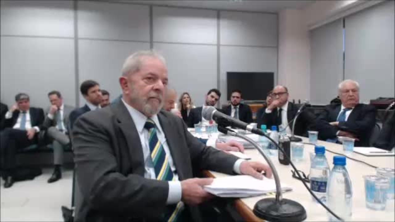 Depoimento de Lula a Moro – vídeo 6