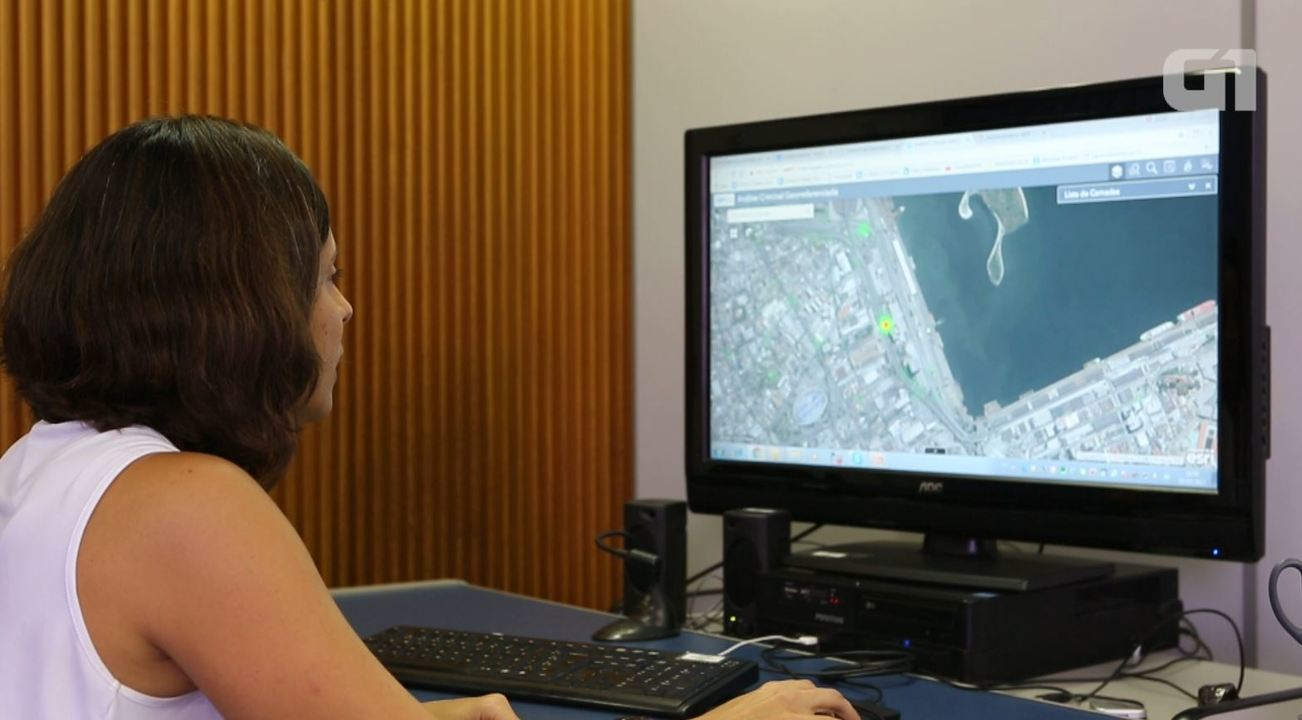 Aplicativo que organiza crimes por hora e local ajuda nas estratégias de patrulhamento