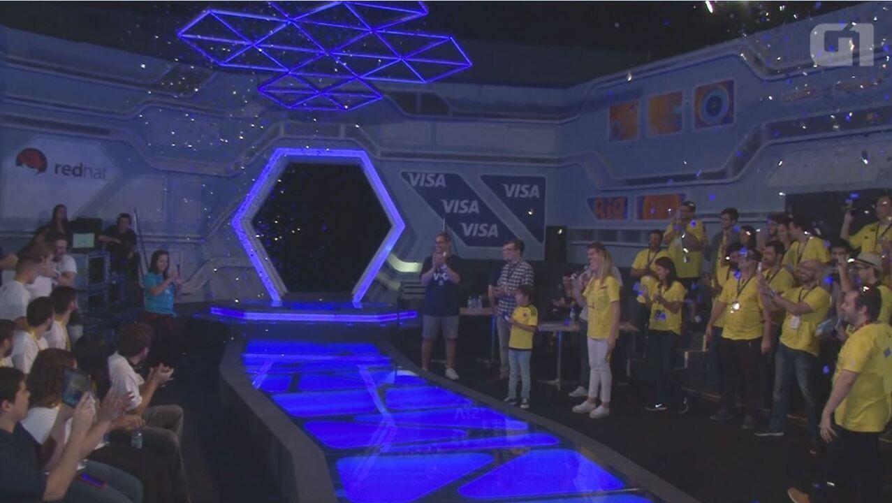 Veja como foram os dois dias do Hackathon Globo 2017