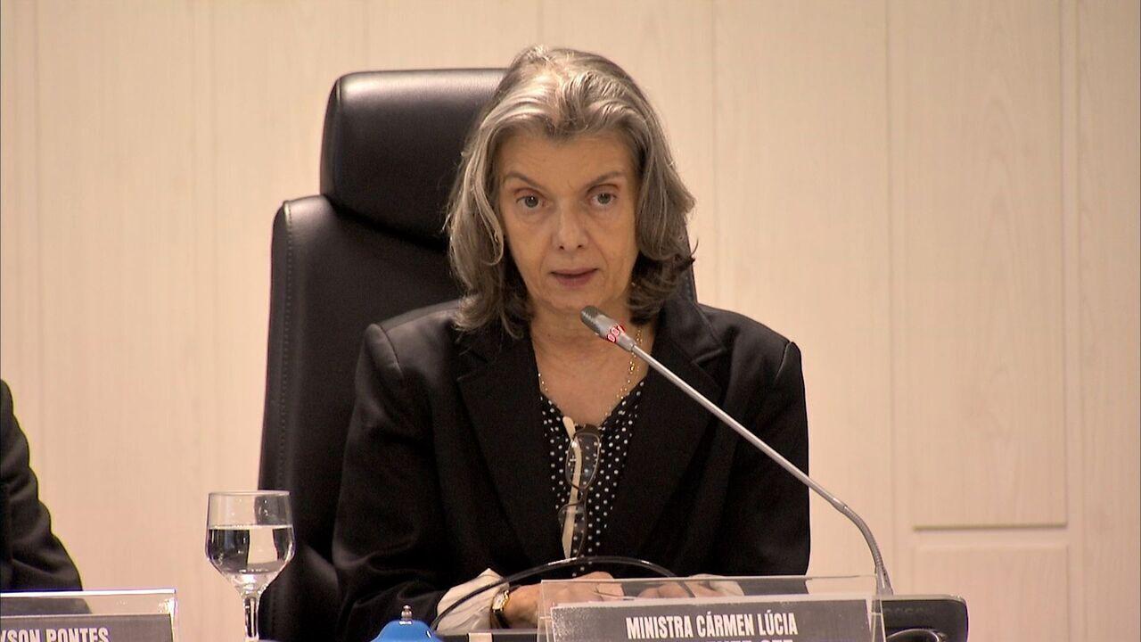 Modelo de condenação no Brasil 'acabou', diz ministra Cármen Lúcia