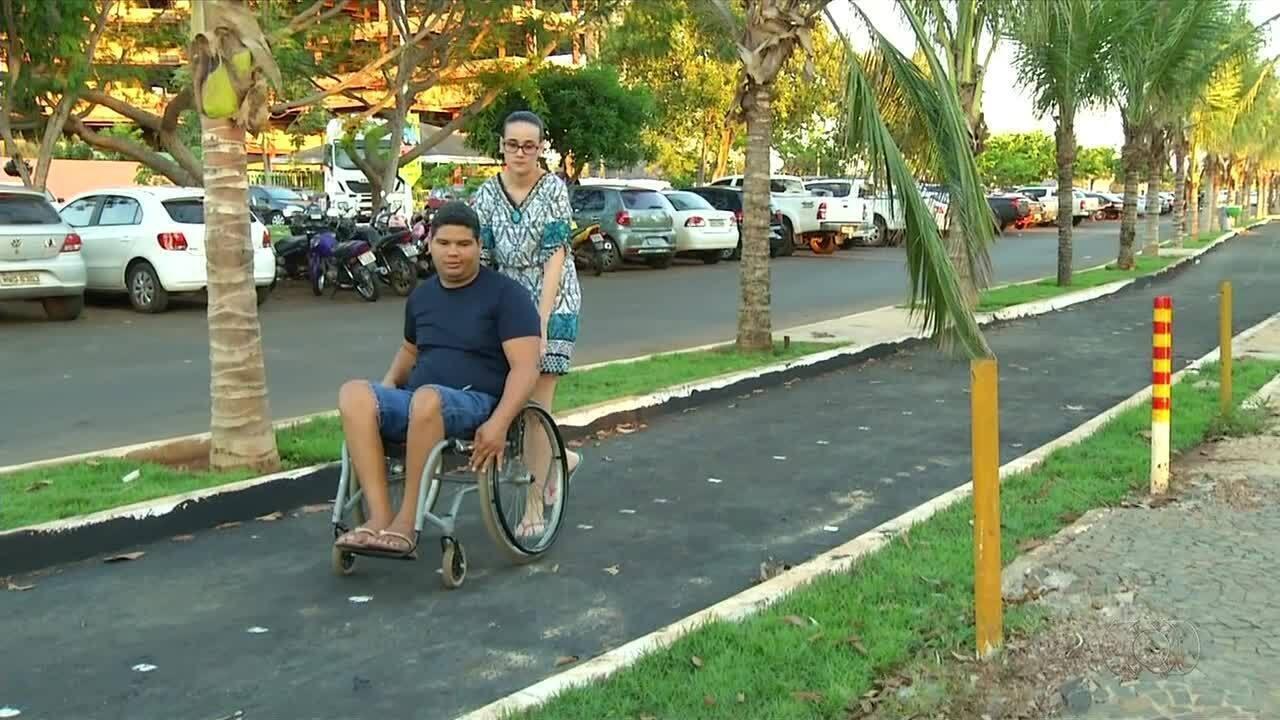 Palmenses reclamam da falta de acessibilidade na Praia da Graciosa após reforma