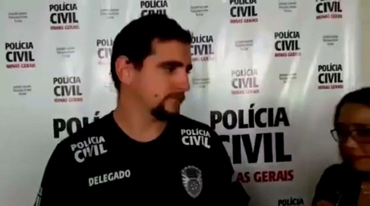 Polícia Civil apresenta imagem do principal suspeito do homicídio de desaparecido em Araxá