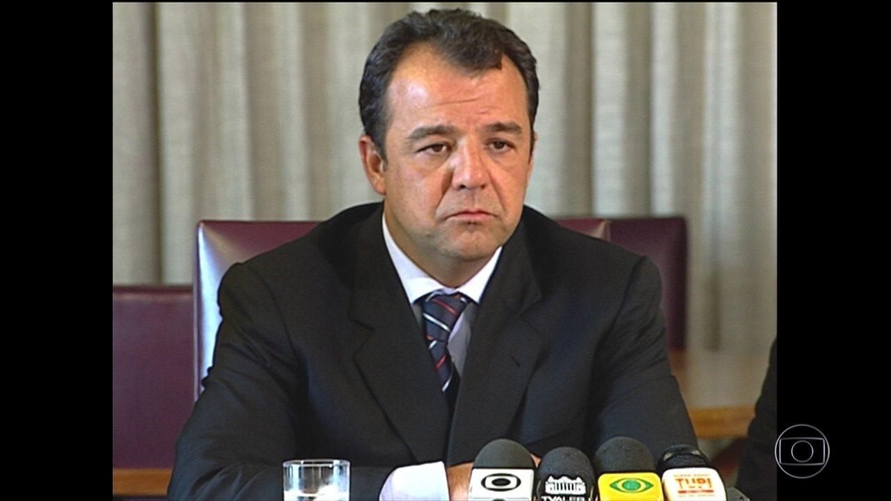 Cabral é réu pela oitava vez em ações da Lava Jato
