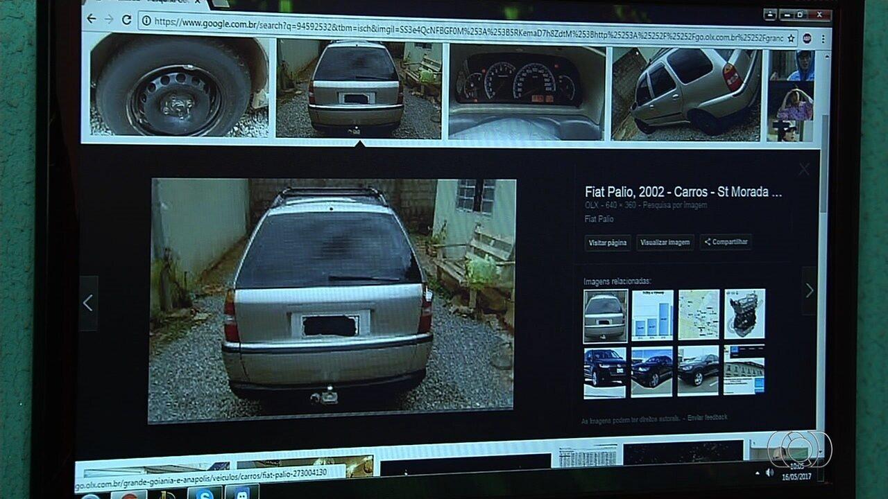 Vítimas denunciam golpe na compra de carro pela internet, em Goiânia